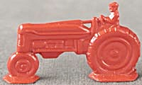 Cracker Jack Toy Prize: Tractor (Image1)