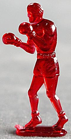 Cracker Jack Toy Prize: Boxer (Image1)