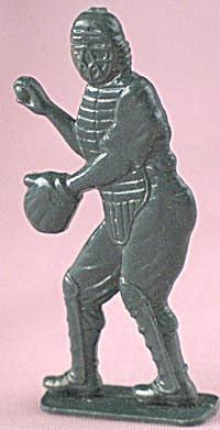 Cracker Jack Toy Prize: Catcher (Image1)