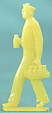Cracker Jack Toy Prize: Milkman