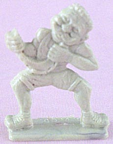 Cracker Jack Toy Prize: Strong Man Bending Steel