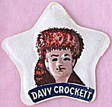 Cracker Jack Toy Prize:davy Crockett
