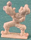 Cracker Jack Toy Prize: Baseball Catcher