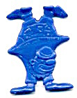 Cracker Jack Toy Prize: Handstand Clown (Image1)