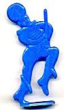 Cracker Jack Toy Prize: Majorette (Image1)