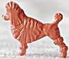 Cracker Jack Toy Prize: Poodle (Image1)