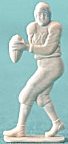 Cracker Jack Toy Prize: Quarterback (Image1)