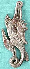 Cracker Jack Toy Prize: Seahorse (Image1)