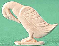 Cracker Jack Toy Prize: Duck (Image1)