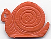 Cracker Jack Toy Prize: Snail (Image1)