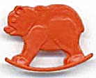 Cracker Jack Toy Prize: Rocking Bear