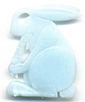 Cracker Jack Toy Prize: Rabbit (Image1)