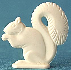 Cracker Jack Toy Prize: Squirrel (Image1)