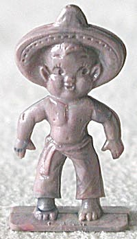 Cracker Jack Toy Prize: Mexico (Image1)