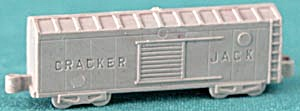 Cracker Jack Toy Prize: Box Car (Image1)