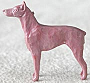 Cracker Jack Toy Prize: Great Dane (Image1)