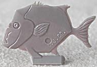 Cracker Jack Toy Prize: Fish (Image1)