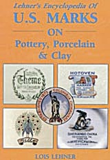 Lehner's Encyclopedia Of U.s. Marks On Pottery,