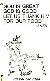 Baptist Church W.M.U. of EBC, Cookbook (Image1)