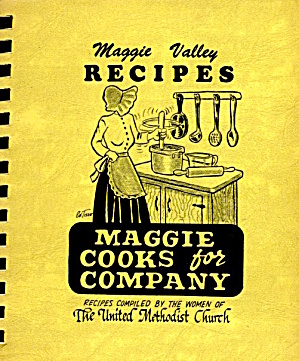 Maggie Cooks for Company (Image1)
