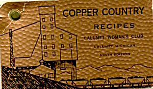 Copper Country Recipes