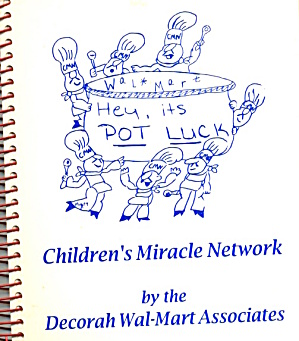 Hey It's Pot Luck Children's Miracle Network