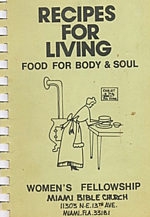 Recipes For Living Food For Body & Soul
