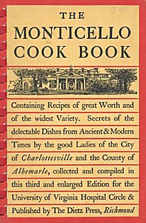 The Monticello Cook Book (Image1)