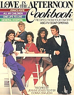Love In The Afternoon Cookbook