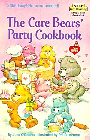 The Care Bears' Party Cookbook No Oven Needed (Image1)