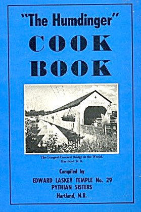 The Humdinger Cook Book