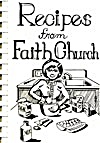 Recipes From Faith United Methodist Church