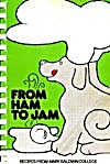 From Ham To Jam Cook Book (Image1)