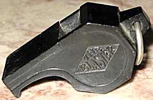 Vintage The Blaster Whistle (Image1)