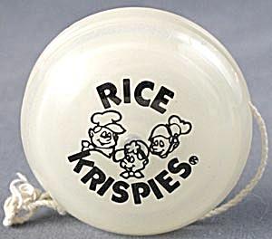 Rice Krispies Duncan Imperial Glow Yo-Yo (Image1)