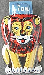 Vintage Tin Lithograph Lion Clicker (Image1)