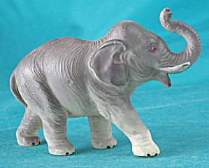 Vintage Celluloid Toy Large Elephant