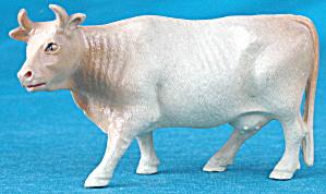 Vintage Celluloid Cow Rattle (Image1)