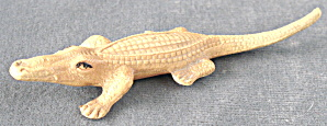 Vintage Celluloid Crocodile / Alligator Toy