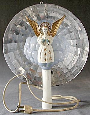 Vintage Electrical Angel Tree Top (Image1)
