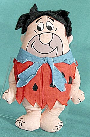 Fred Flintstone Soft Doll (Image1)