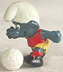 Vintage Soccer Smurf & Ice Jolly Smurf Set of 2 (Image1)