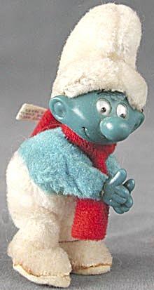 Vintage 1980 Smurf Hugger (Image1)