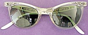 Vintage Woman's Sun Glasses (Image1)