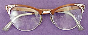 Vintage Woman's Eye Glasses (Image1)