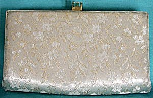 Vintage Brocade Purse (Image1)