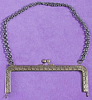 Vintage French Purse Frame (Image1)
