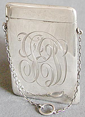 Antique Card Carrying Case (Image1)