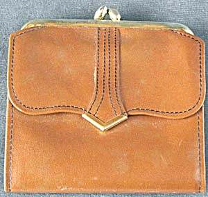Vintage Princess Gardner Leather Wallet (Image1)