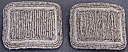Vintage Beaded Shoe Buckles (Image1)